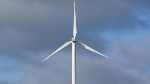 Wind Generator Footage