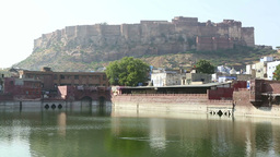 Fort in Jodhpur Footage