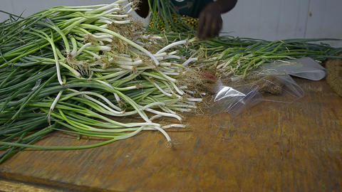 African farmer Footage