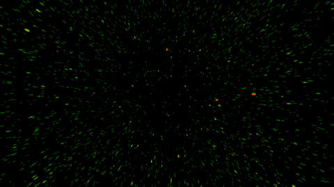 Loopable Space Animation stock footage