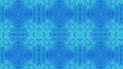 abstract BG kaleida pan 06 A Stock Video Footage