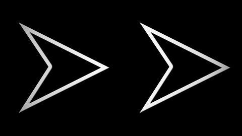 triangle edge Animation