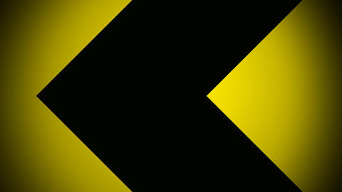 yellow arrow Stock Video Footage