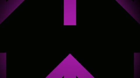arrow purple Stock Video Footage