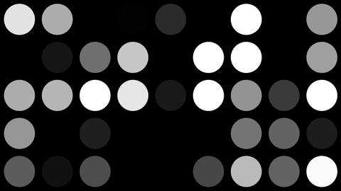 mosaic dot Animation