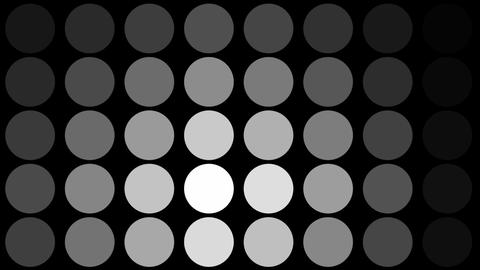 dot gradient Animation