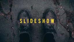 Glitch Slideshow Premiere Pro Template