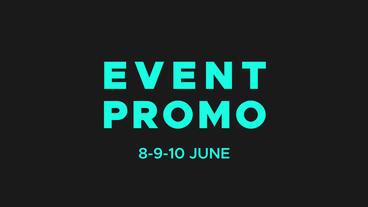 Festival Promo Premiere Proテンプレート