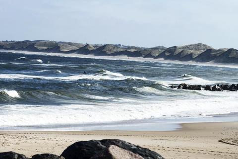 Beach in national park Fotografía