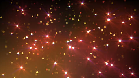 Illumination space 4 B3L10 4k Stock Video Footage