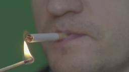Sigarette (slo-mo) Color