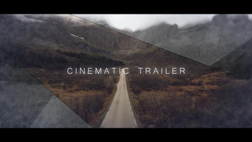 Epic Cinematic Trailer 4k After Effects Template