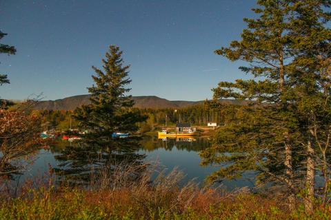 Dingwall, Cape Breton Island, Nova Scotia Fotografía