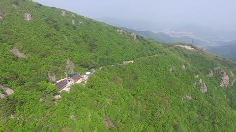 Aerial Cheonseong Mountain