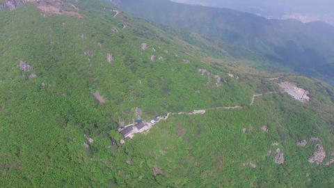 Aerial Cheonseong Mountain 0