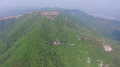Aerial Cheonseong Mountain 1