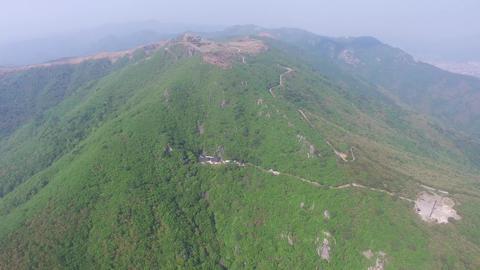 Aerial Cheonseong Mountain 2