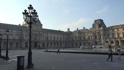4K Musée du Louvre ルーブル美術館 Live Action