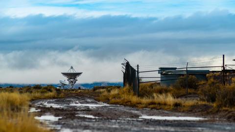 Radio Telescope Array 영상물
