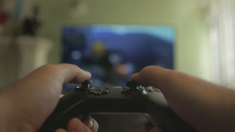 Game Controller Footage