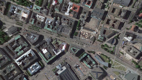 Earth Zoom In Zoom Out Helsinki Finland Live Action