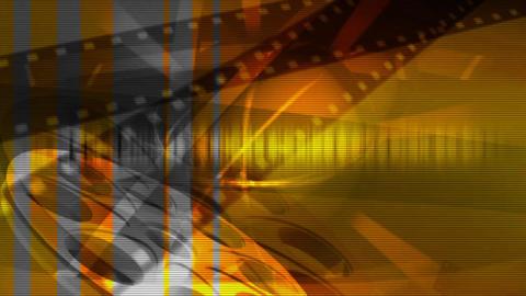 Film strip entertainment Footage