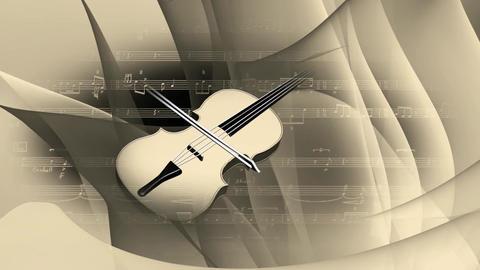 Music musical violin stringed Footage
