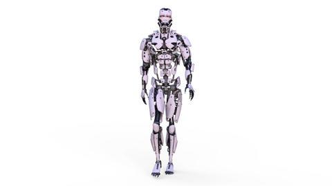 Robot Walk 0