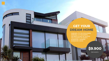 Real Estate Kit Plantilla de After Effects