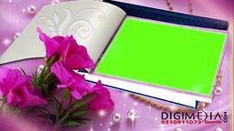 Beautiful Album Motion Graphic Animated Background DMX HD BG 206 애니메이션