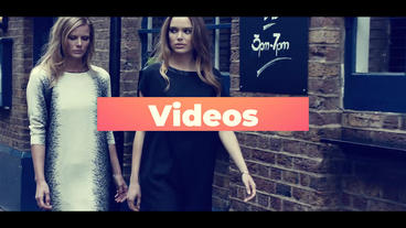 Opener Fashion After Effects Template