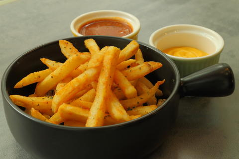 French fries フォト