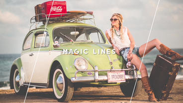 Magic Lines After Effectsテンプレート