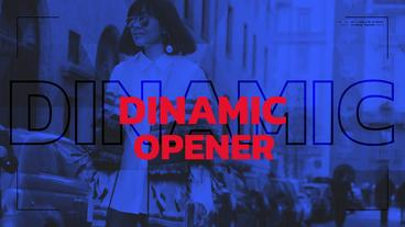 Dinamic Opener After Effects Template