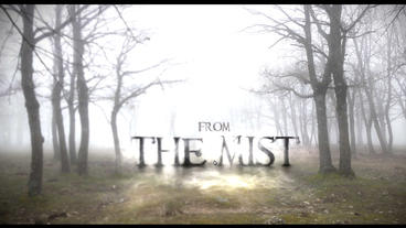 FROM THE MIST (cinematic opening titles) After Effectsテンプレート
