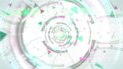 [alt video] 20180501 triPolygon typeD colorA PJ