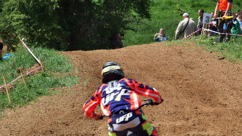 Motocross racers championship 4K GIF