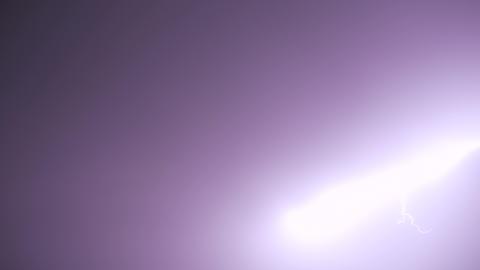 Lightning Night Single Footage