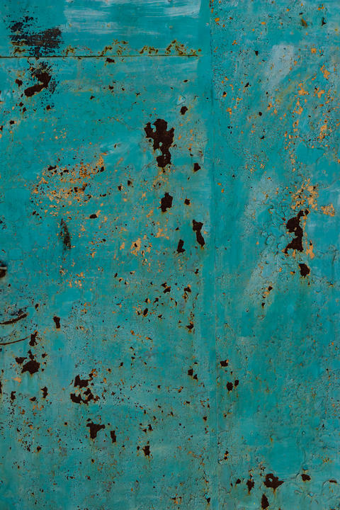 Rusty metal texture background フォト