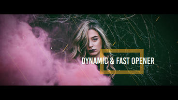 Epic Opener - Trailer After Effects Template