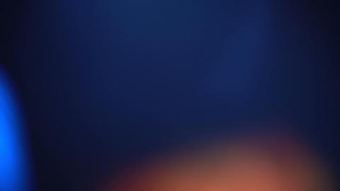 Blue light flares seamless loop Footage
