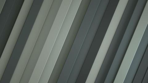 Gray diagonal stripes seamless loop 3D render animation Animation
