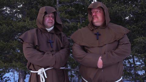Monks Footage