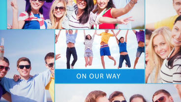 Vacation SlideShow After Effects Template