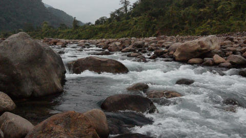 Joldhaka river, Dooars ビデオ