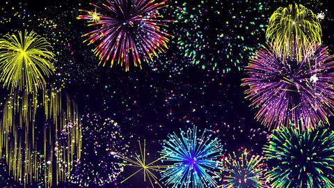 Fireworks_1 Animation