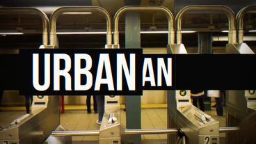 Urban Promo Premiere Pro Template