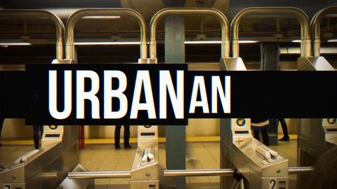 Urban Promo Premiere Proテンプレート