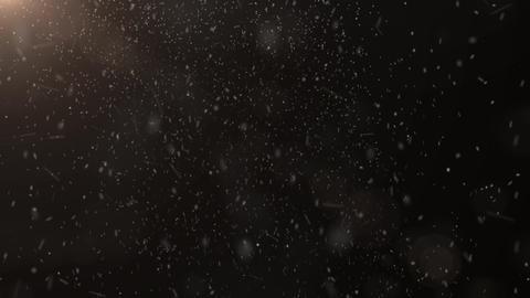 Snow background 3 CG動画素材
