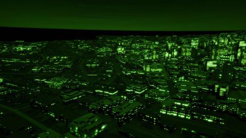 [alt video] Night city side track night vision